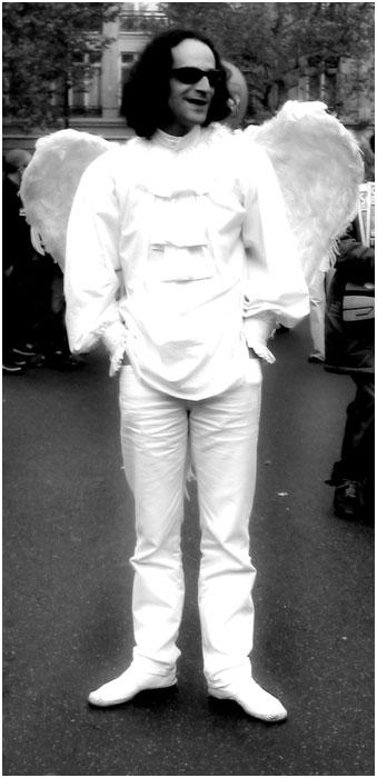 L'ange  de Zayed