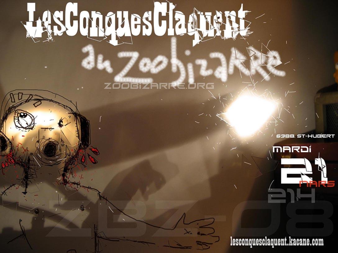 zbz-08  des Conques Claquent