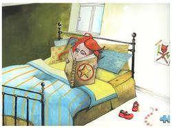maude-lili chambre