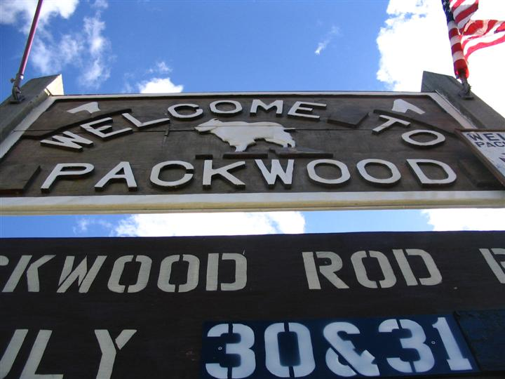 Welcome to Packwood  de Pkwd