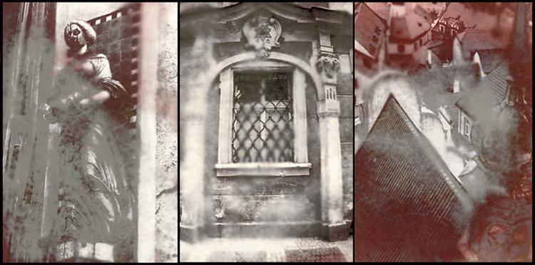 Série Prague  de nelyram
