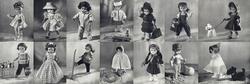 l'armée de poupées