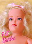 fat barbie