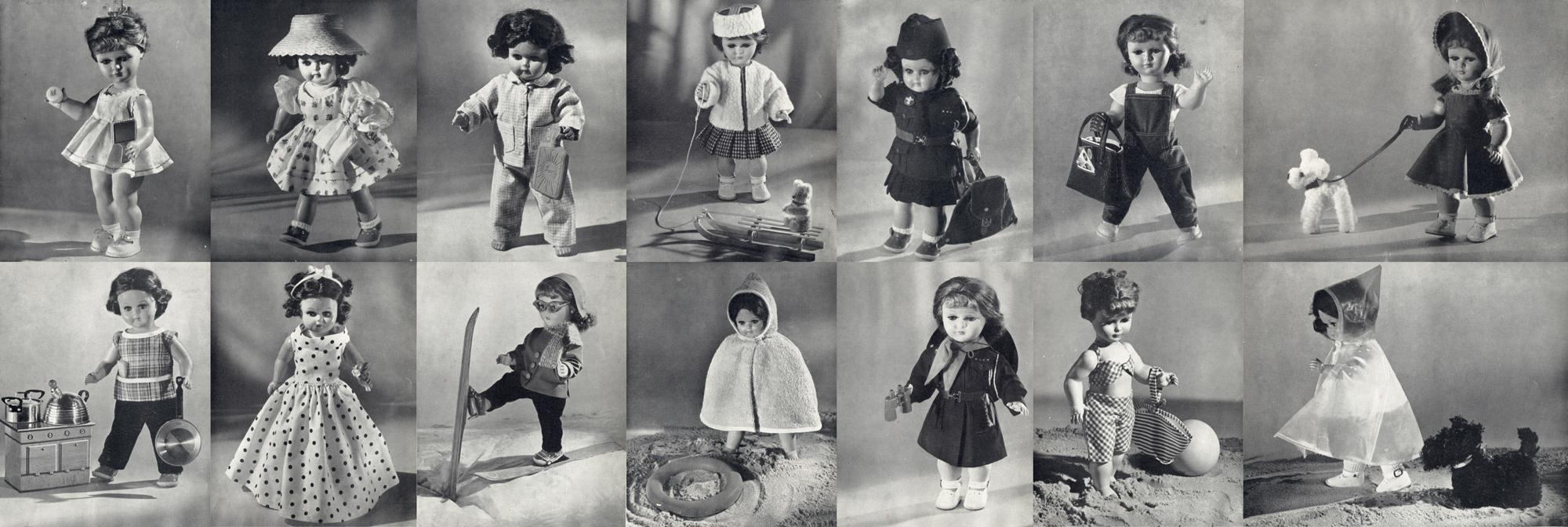 l'armée de poupées  de Goldmund et  du Blaps